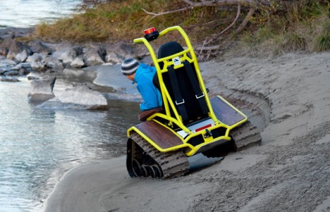 future wheelchairs off road 4