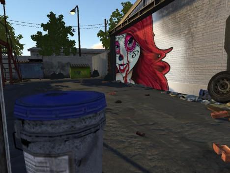 graffiti simulator