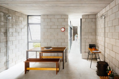 Modest Modernism: Concrete Block House in Brazil Wins Award | Urbanist