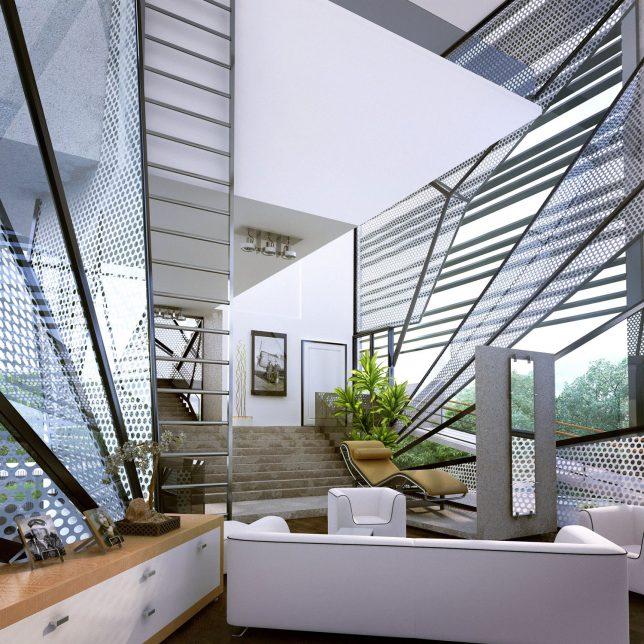 modern houses aviators villa 3