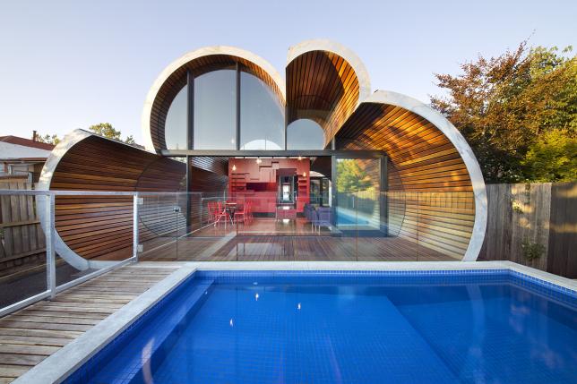 modern houses cloud 1