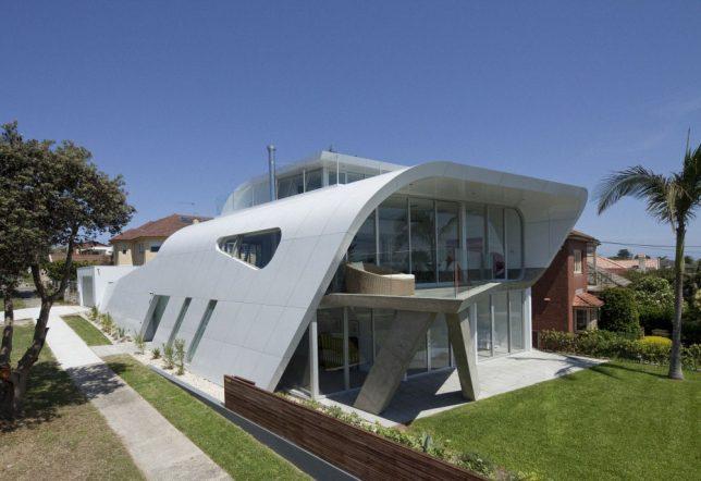 modern houses moebius 2