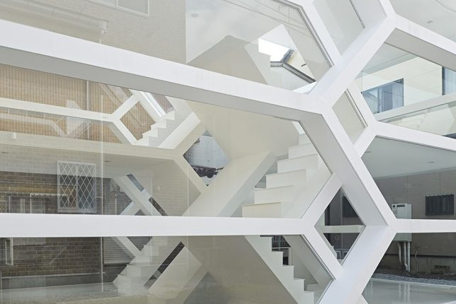 modern houses transparent 2