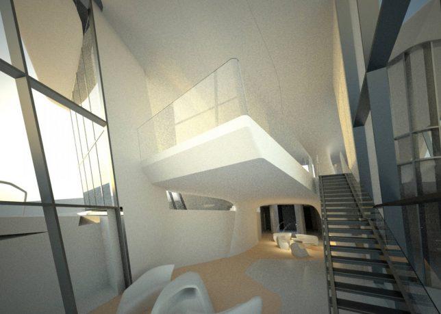 modern houses zaha hadid 3