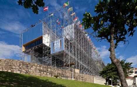 scaffold pavilion 3