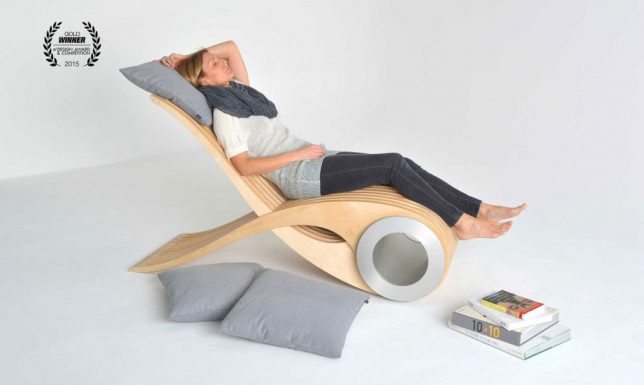 space saving exocet chair