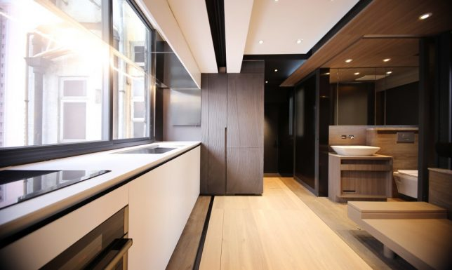 space saving small home 3