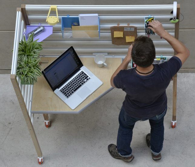 space saving your position desk 2