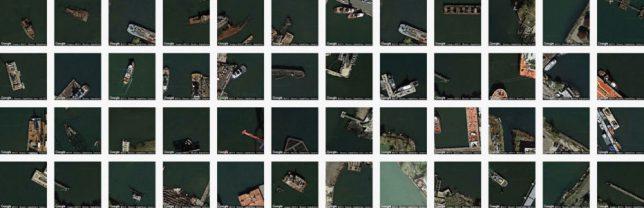 terrapattern abandoned ships
