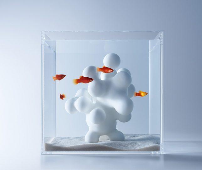 3d printed aquarium 1