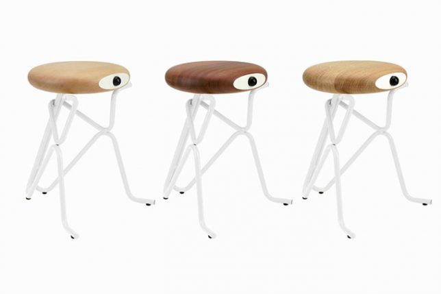 anthropomorphic companion stools 2