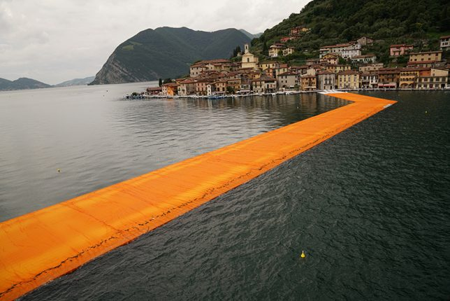christo close up