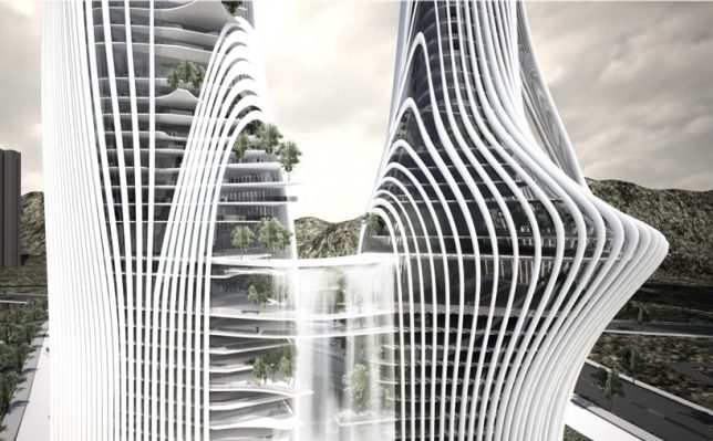compact cities shanshui 2