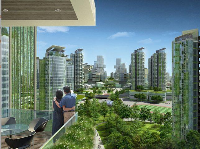compact cities tianjin 2