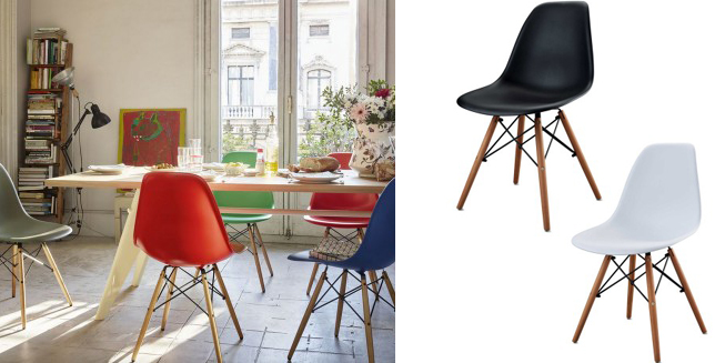eiffel eames chair copy