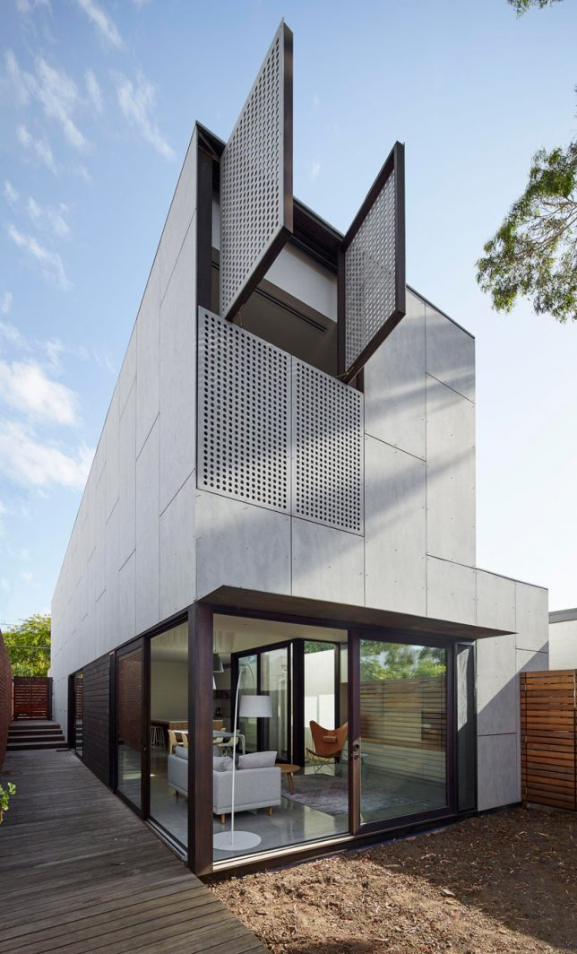 facade perforated 2