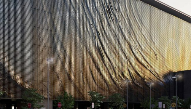 facades kinetic garage 2