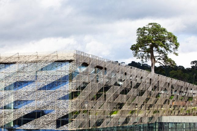 facades metal mesh 1