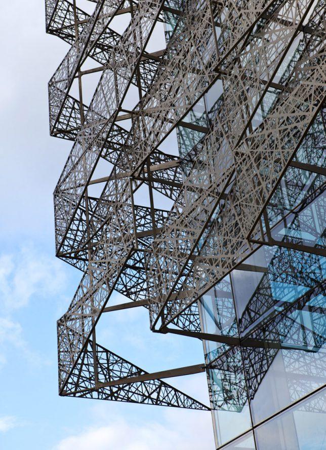facades metal mesh 2