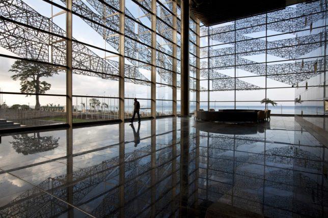 facades metal mesh 3