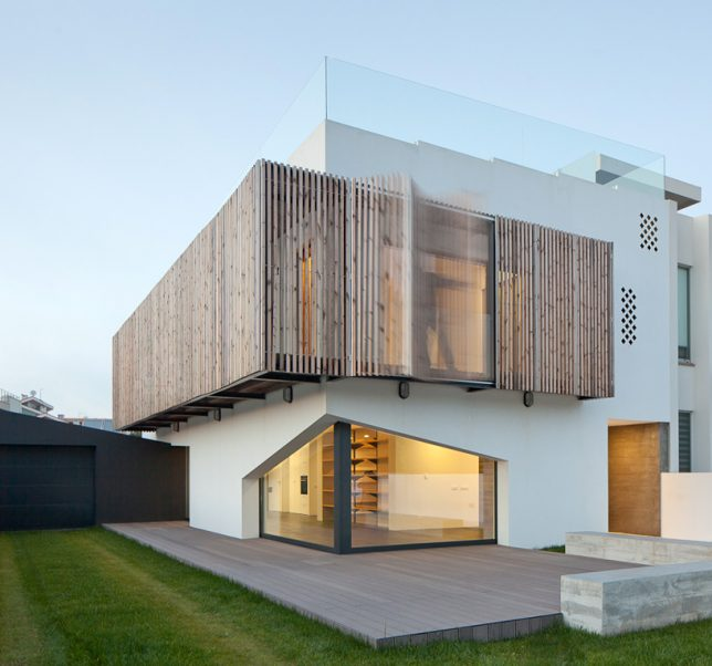 facades operable wood