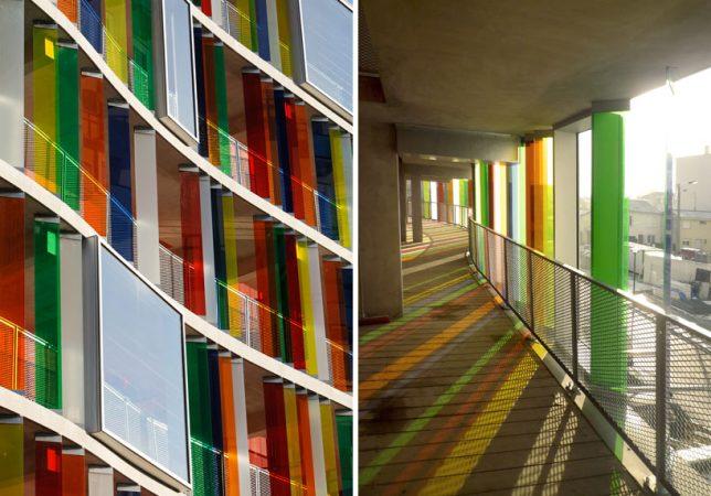 facades rainbow 2