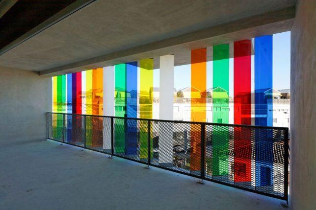 facades rainbow 3