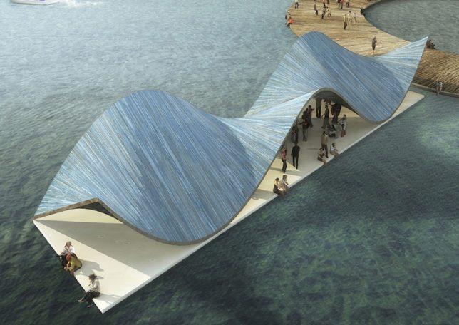 floating pavilion baltic 1