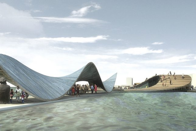 floating pavilion baltic 4