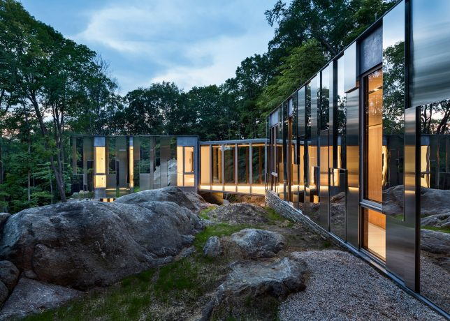 mirror architecture pond ridge 2
