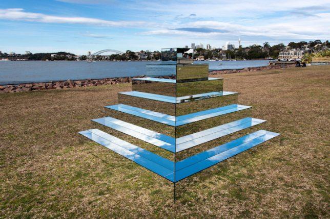 mirror ziggurat