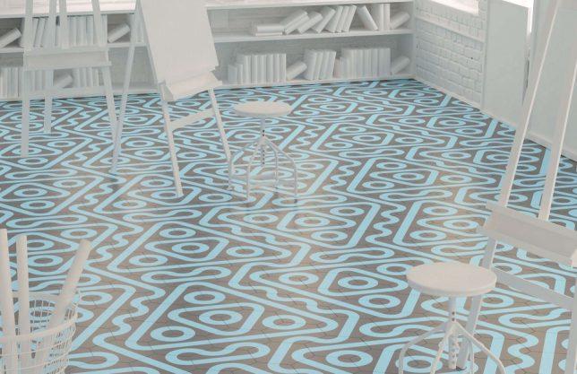 modern tile rotate 2