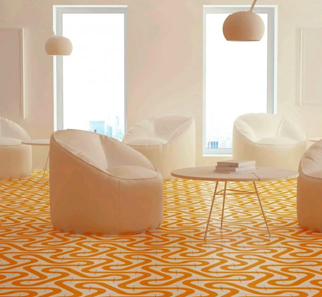 modern tile rotate 3