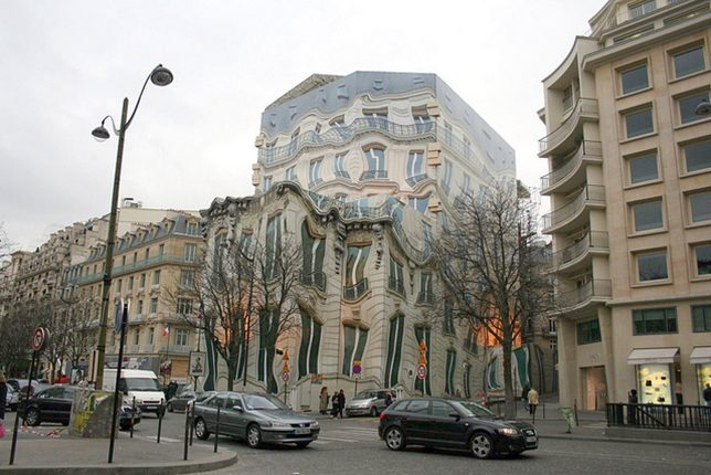 mural illusion facade 2