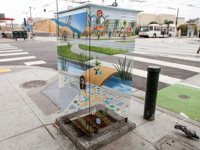 murals utility box 1