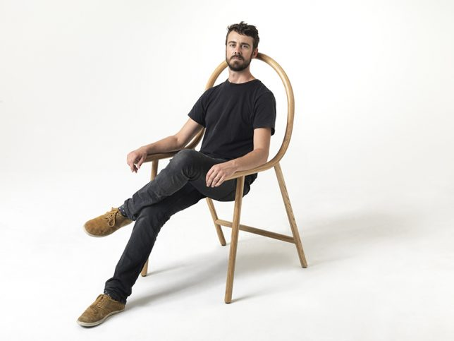 Bottomless Anti Chair Crafty Bentwood Form Frames Other