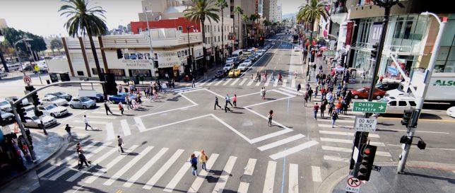 scramble intersection
