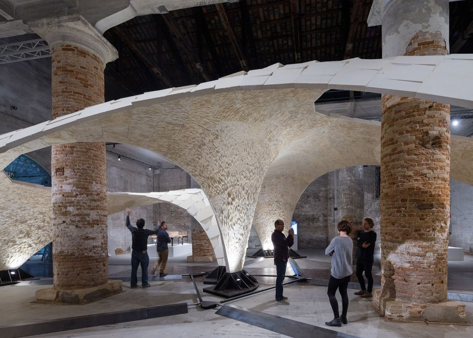 Armadillo Vault Delicate Stone Canopy Held Together by Compression & Armadillo Vault: Delicate Stone Canopy Held Together by ...