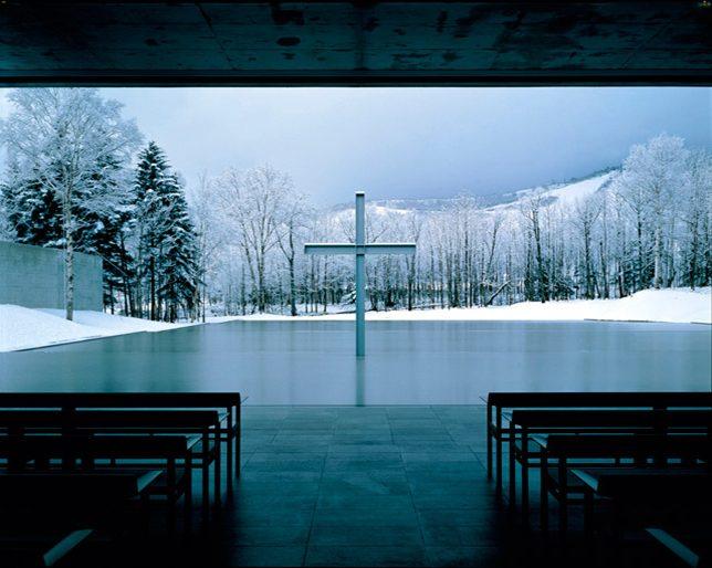 tadao ando church on the water 1