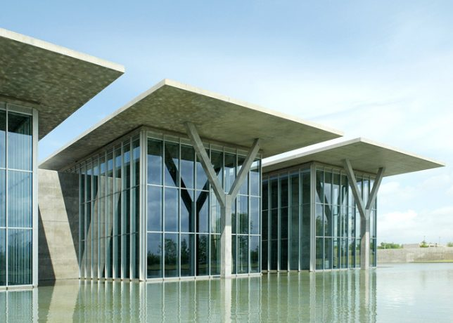 tadao ando fort worth 2