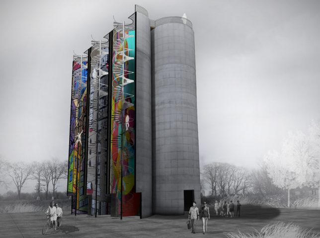 vertical museum projects