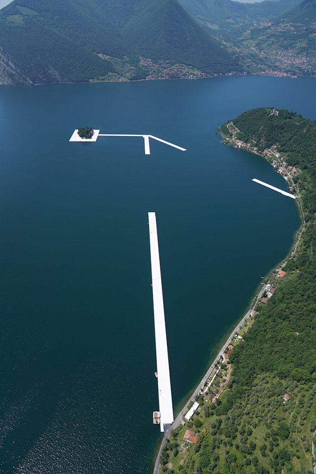 water art floating piers 2