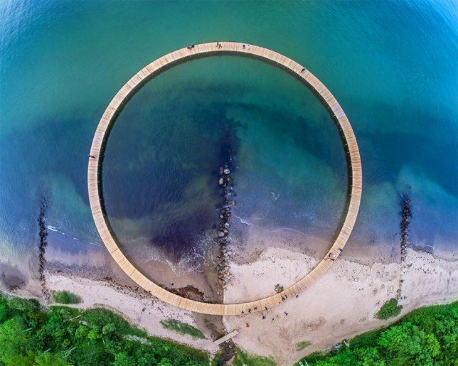 water art infinite bridge 2