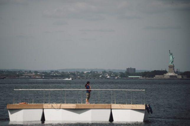water art pop up bridge 2