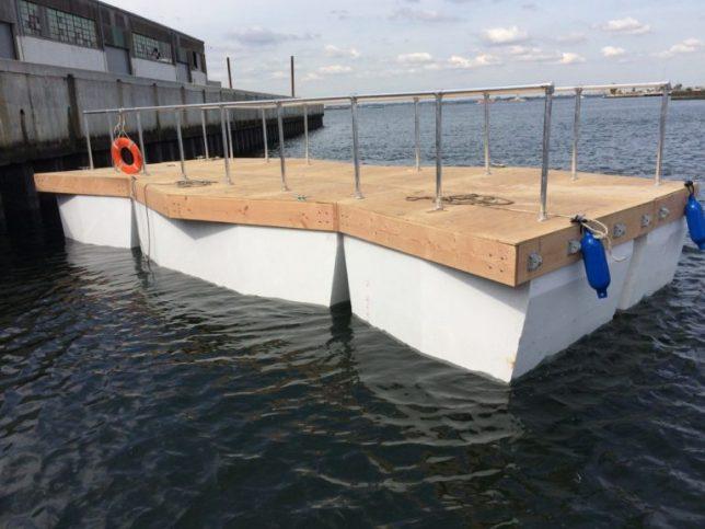 water art pop-up bridge 3