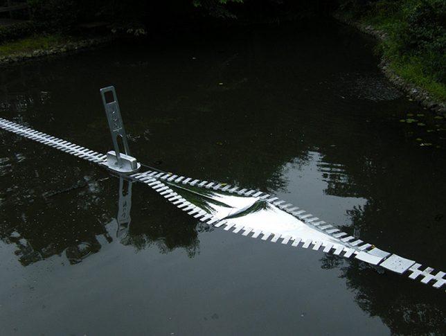 water art unzip pond 2