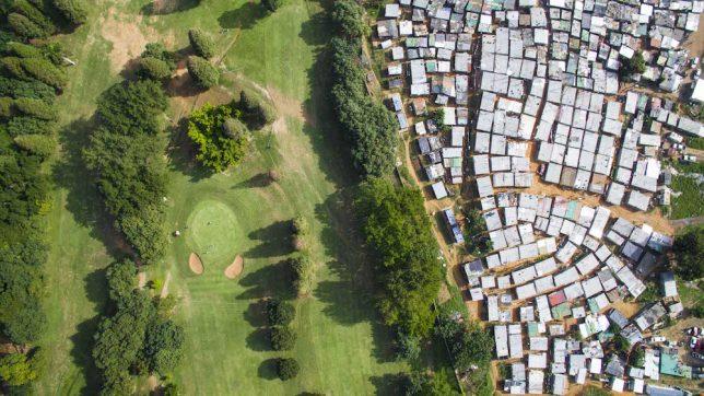 aerial apartheid