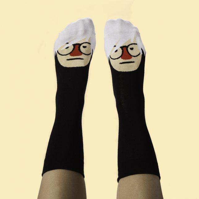 andy sock hole