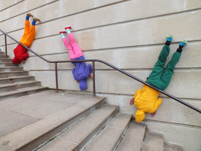 bodies in urban spaces 5