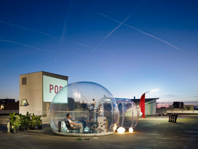 bubble building bathroom 2